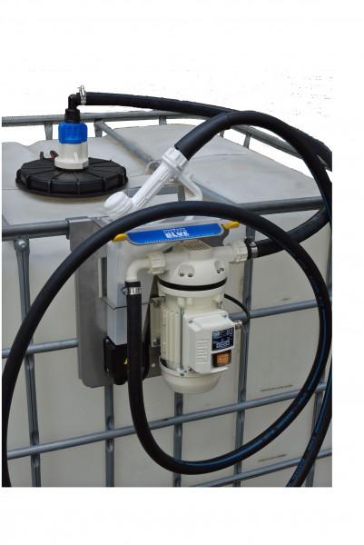 Pumpenset 40 Liter manuelle Zapfpistole für AdBlue®