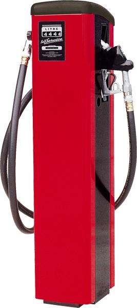 Dieselpumpe Zapfsäule 70 Liter