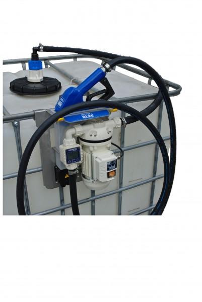 Pumpenset 40 Liter Zählwerk autom Zapfpistole für AdBlue®